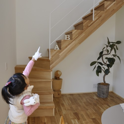 nana&階段